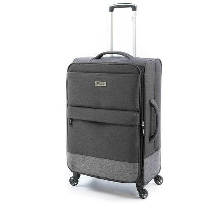Calego International Inc iFLY Soft Sided Luggage Midnight 24