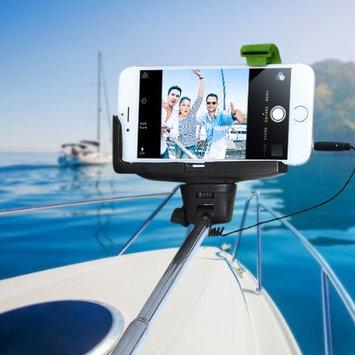 Emerge Technologies ETSELFIEW ReTrak ETSELFIEW - Support system - self-portrait support extender - for Apple iPhone 4 5 5s 6 Samsung GALAXY S III S4