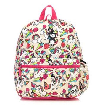 Babymel Zip & Zoe Junior Backpack - Unicorn, White