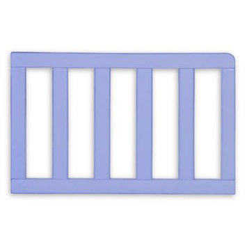 Suite Bebe Riley Toddler Bed Rail Finish: Lilac