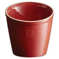 Emile Henry Utensil Crock Color: Burgundy