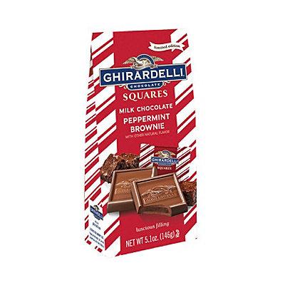Ghirardelli Peppermint Brownie Medium Bag