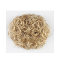Tony of Beverly Womens Synthetic Hairpiece ''Casquette''-Caramel Kiss: 8 w/chunky gold & red hi-lights