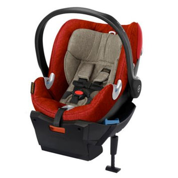 Cybex Aton Q Plus Infant Car Seat in Autumn Gold
