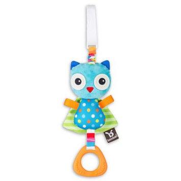 benbat™ Dazzle Friends Owl Jitter Stroller Toy in Blue