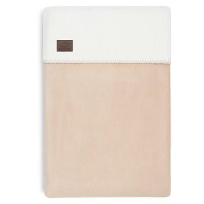UGG® Reversible King Blanket in Sesame/Birch