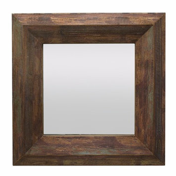 Three Hands Wall Mirror - 30W x 30H in.