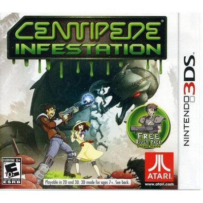 Atari 28194 Centipede Infestation 3ds