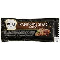 Heinz Steak Sauce, Single Serve, 12 g. pack, Pack of 200