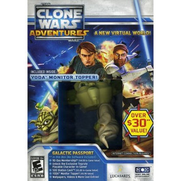 Sony STAR WARS CLONE WARS: GALACTIC PASSPORT (PC/DVD)