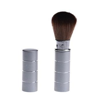 Makeup Brush,NeartimeCosmetic Make Up Brush Beauty (Silver)