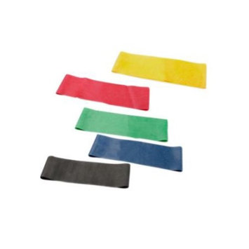 CanDo® Band Exercise Loop - 5-piece set (10