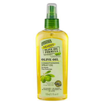 Palmer's Olive Oil Formula with Vitamin E Conditioning Extra Virgin Olive Oil Spray Oil 5.1-oz.