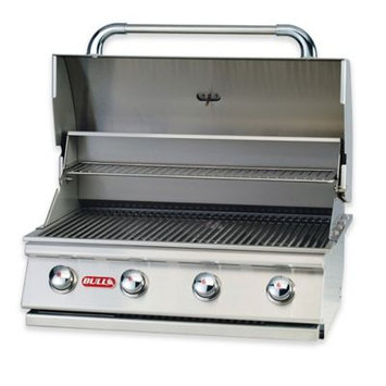 Bull Outdoor Products Liquid Propane Outlaw Drop-In Grill Head