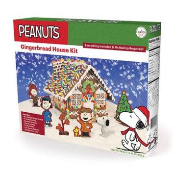 Cookies United Peanuts Gingerbread House Kit - NEW!