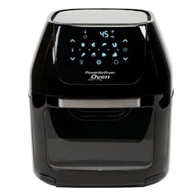 Power Air Fryer Oven in Black