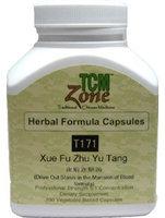 Xue Fu Zhu Yu Tang 100 vcaps by TCMzone