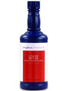 Ultra Pure MCT Oil 16 oz by Crayhon Research