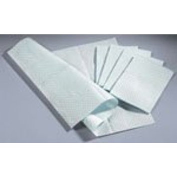 Medline NON24357M 3-Ply Tissue Professional Towels, 13
