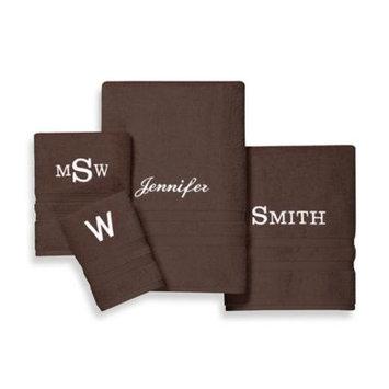 Wamsutta® UltraSoft MICRO COTTON Washcloth in Chocoalte