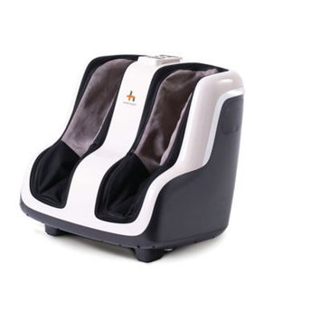 Human Touch Reflex Sol Foot & Calf Massager, Black