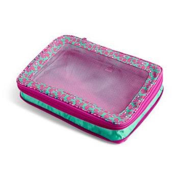 Vera Bradley Medium Expandable Packing Cube in Ditsy Dot