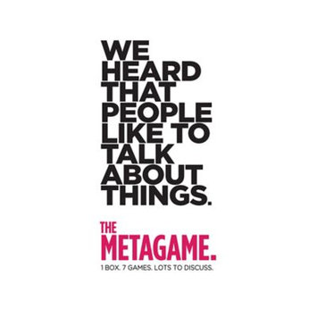 Buffalo Games, Inc. Buffalo Games The Metagame Game