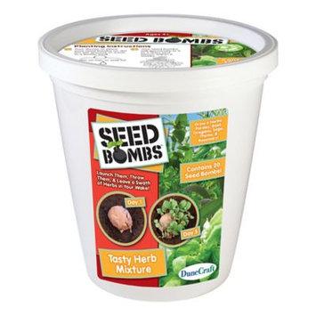 Dunecraft Seed Bomb Bucket - Tasty Herb Mixture