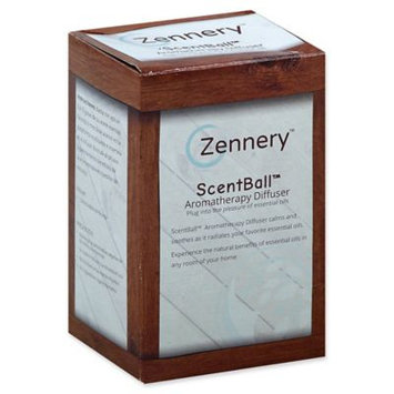 Zennery ScentBall Aromatherapy Diffuser with 5 Refill Pads