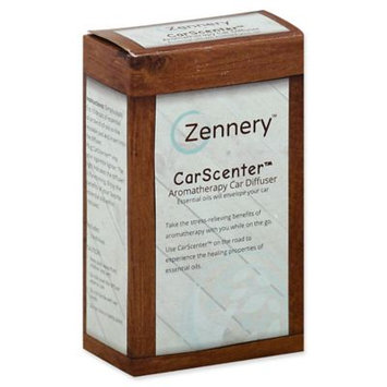 Zennery CarScenter Aromatherapy Car Diffuser