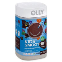 Olly Kids Smoothie Chipper Chocolate Protein Powder