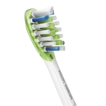 Philips Sonicare Premium White Replacement Toothbrush Heads, White, 2 Ct