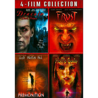 Dracula: The Dark Prince/Frost/Premonition/Hell's Gate (4 Discs) (dvd video)