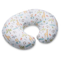 Boppy Jungle Beat Slipcover, White
