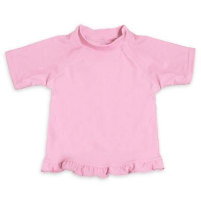 My SwimBaby® Size Large UV Shirt in Light Pink