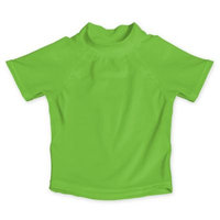 My SwimBaby® Size Large UV Shirt in Lime Green