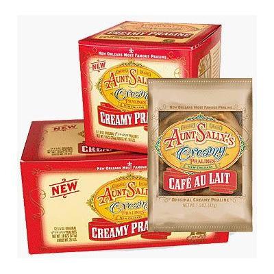Aunt Sally's Café' Au Lait Box of 12