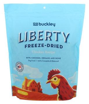 Buckley Liberty Freeze Dried Dog Food - Natural, Grain Free size: 20 Oz