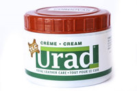 URAD 200 Leather Shoe & Boot Care Cream 7 oz. (200 g.)