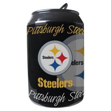 Boelter Brands 436937 Boelter Brands 436937 11L NFL/Steelers Portable Party Can Refrigerator