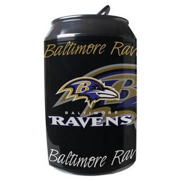 Boelter Brands 436933 Boelter Brands 436933 11L NFL/Ravens Portable Party Can Refrigerator