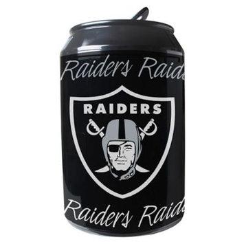 Boelter Brands 436931 Boelter Brands 436931 11L NFL/Raiders Portable Party Can Refrigerator