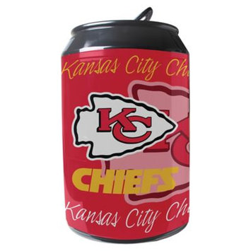 Boelter Brands 436918 Boelter Brands 436918 11L NFL/Chiefs Portable Party Can Refrigerator