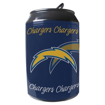 Boelter Brands 436917 Boelter Brands 436917 11L NFL/Chargers Portable Party Can Refrigerator