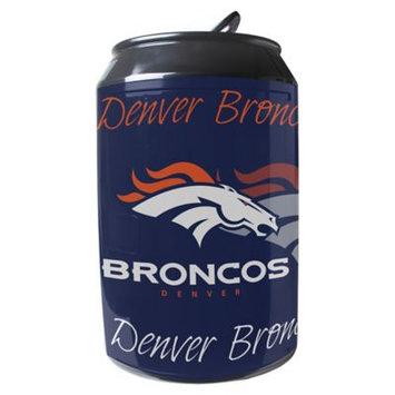 Boelter Brands 436913 Boelter Brands 436913 11L NFL/Broncos Portable Party Can Refrigerator