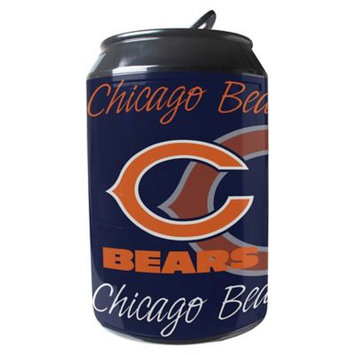 Boelter Brands 436910 Boelter Brands 436910 11L NFL/Bears Portable Party Can Refrigerator