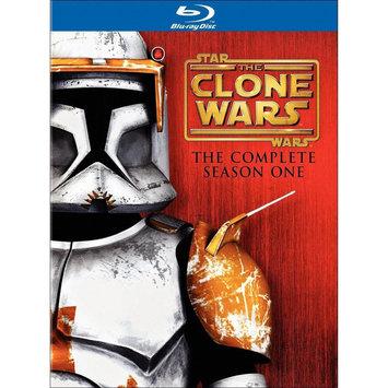 Star Wars: The Clone Wars - The Complete Season One [3 Discs] [Blu-ray]