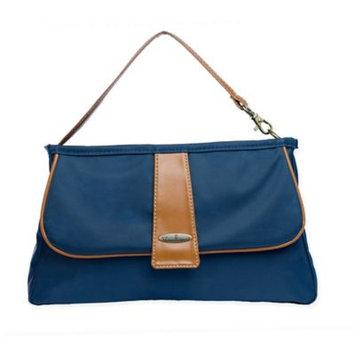 Vilah Bloom Infant Vilah Boom Cottage Clutch Diaper Bag - Blue