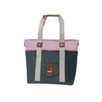 Infant Vilah Bloom Harbor Side Tote Diaper Bag - Pink