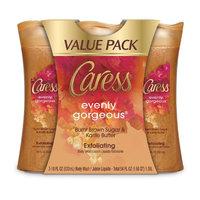 Caress Body Wash Value Pack, Evenly Gorgeous (18 fl. oz, 3 pk.)